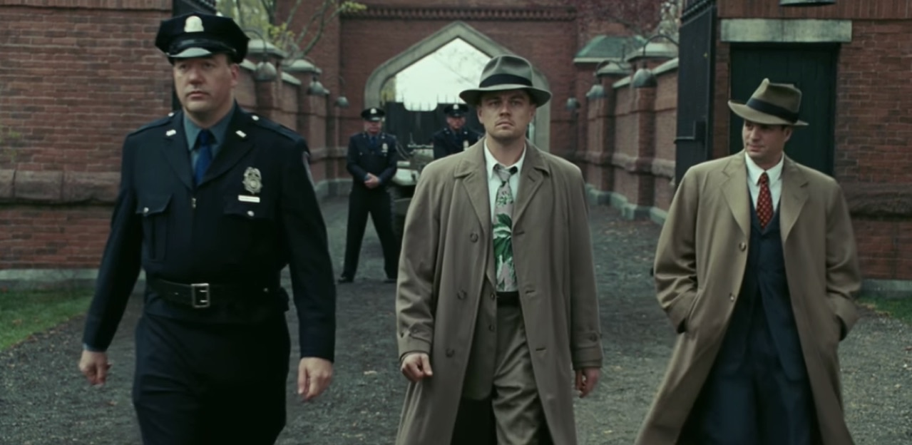 What S The Twist In Shutter Island